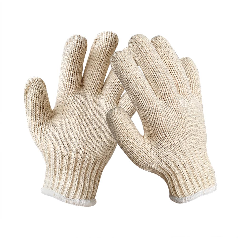 7G Kids Cotton String Knit Safety Work Gloves