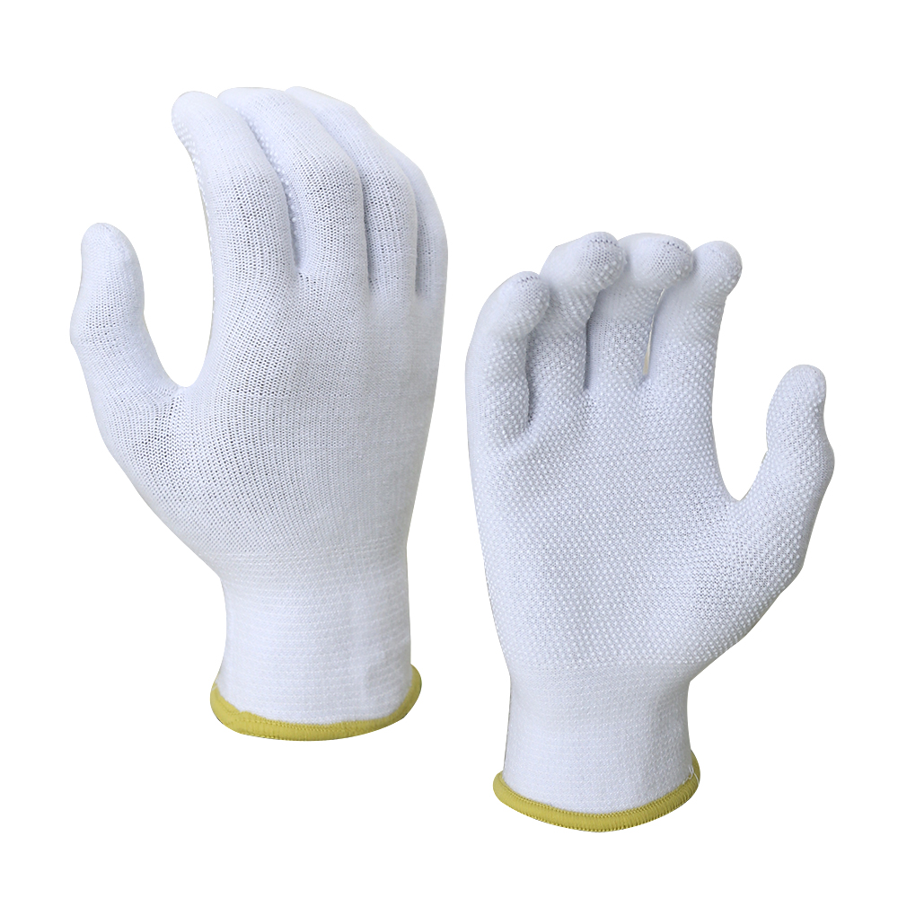 Bleach White Cotton Grocery Common Gloves/GCG-001