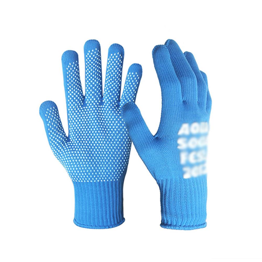 Work Safety Liner Polyester Gloves for Promotion