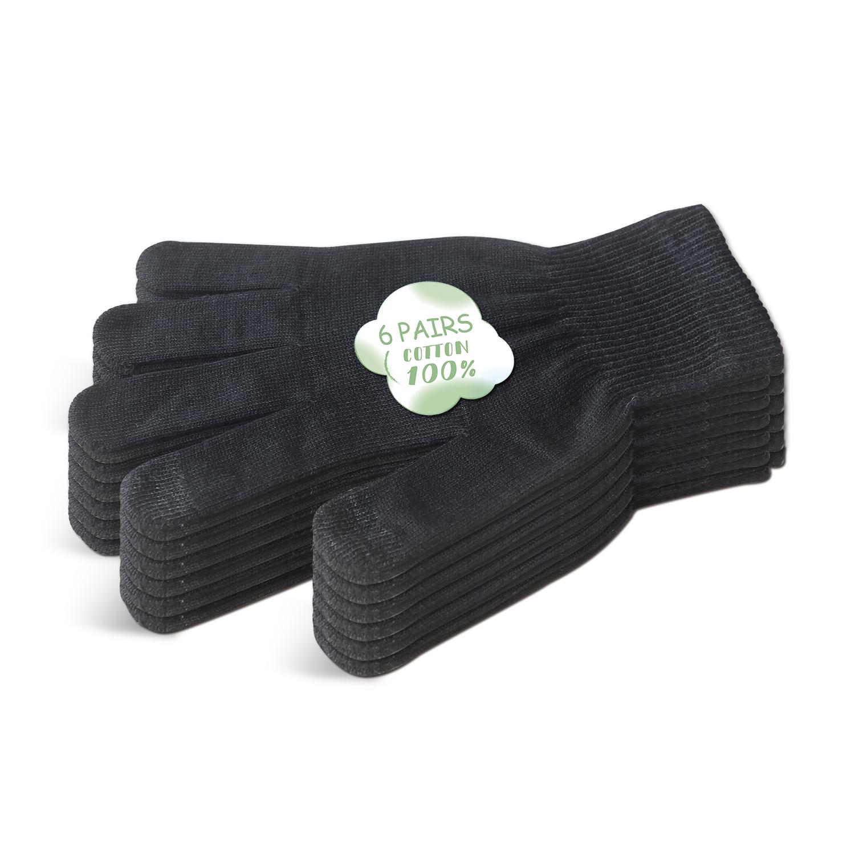 100% Cotton Gloves for Men/BCG-002-2
