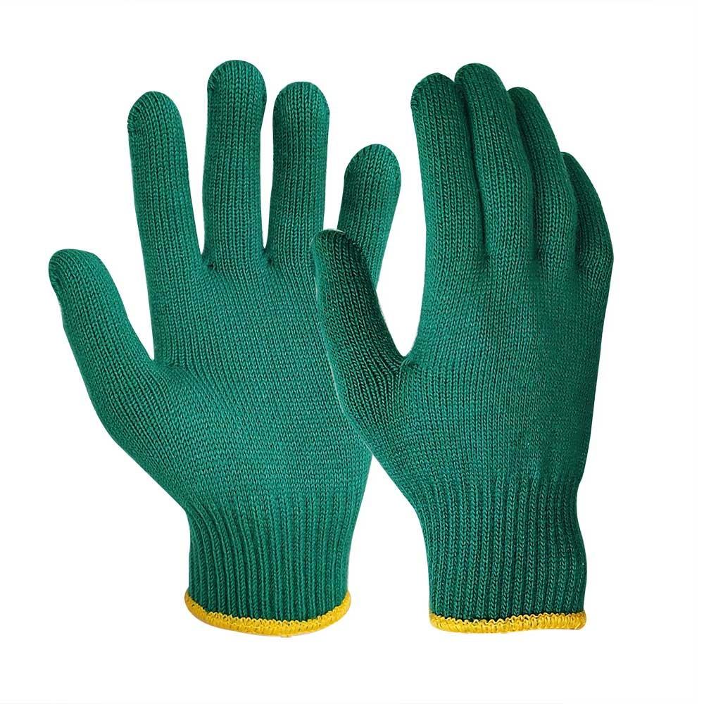 SKG-030 10G Green Acrylic Glove Liner
