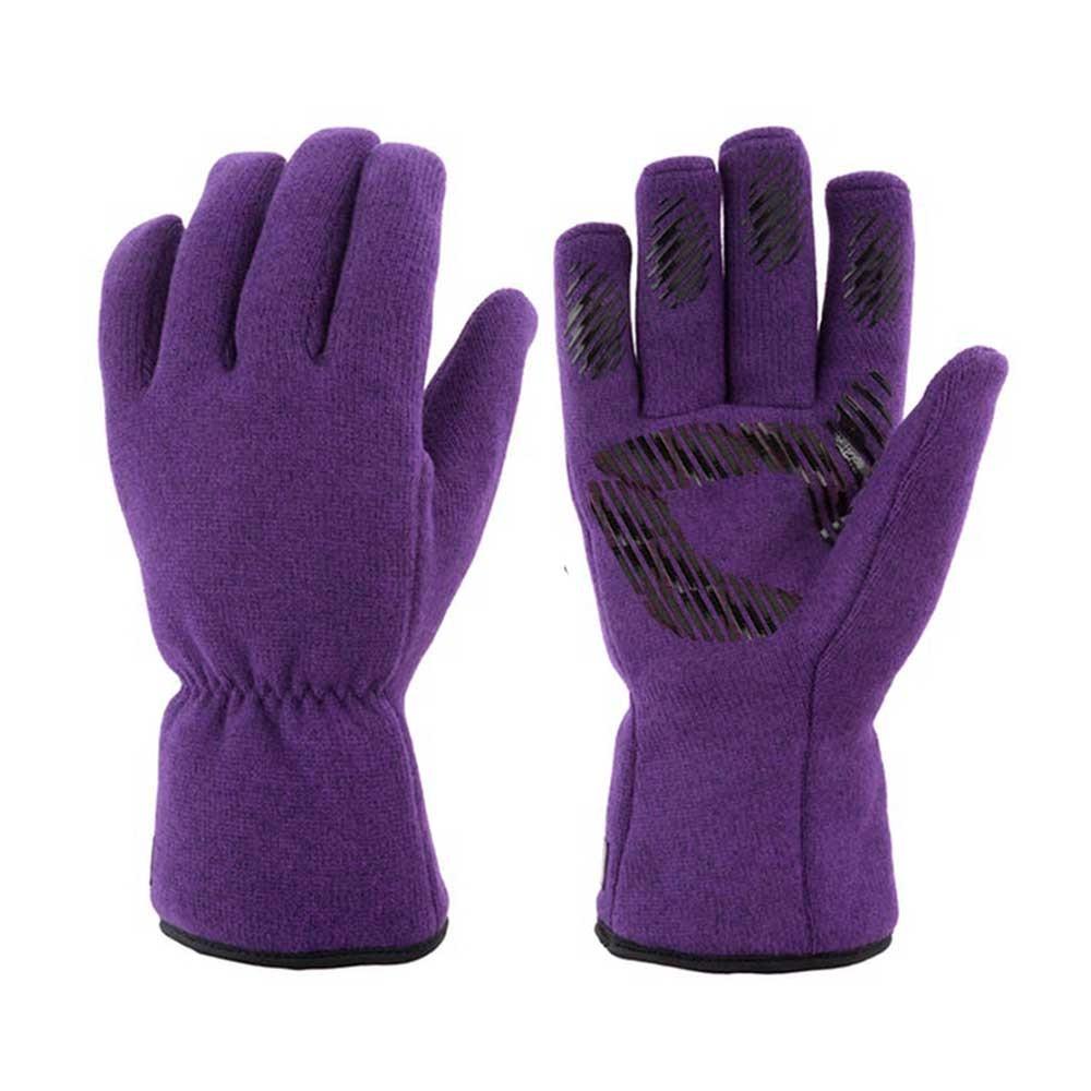 IWG-026 Polyester Fleece Glove with Microfleece lining