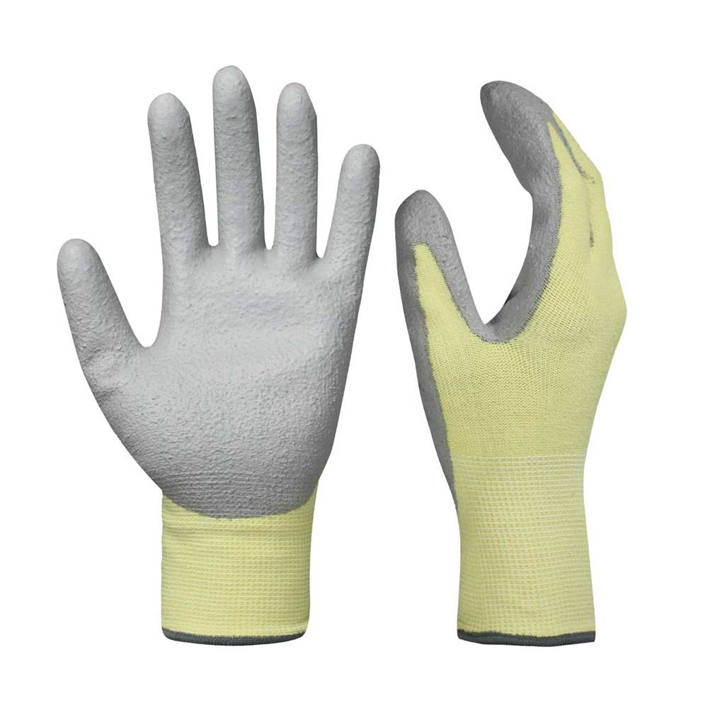 PCG-014 PU Dipped Cut Resistant Gloves