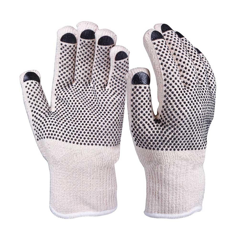 SKG-15 String Knit Safety Work Gloves