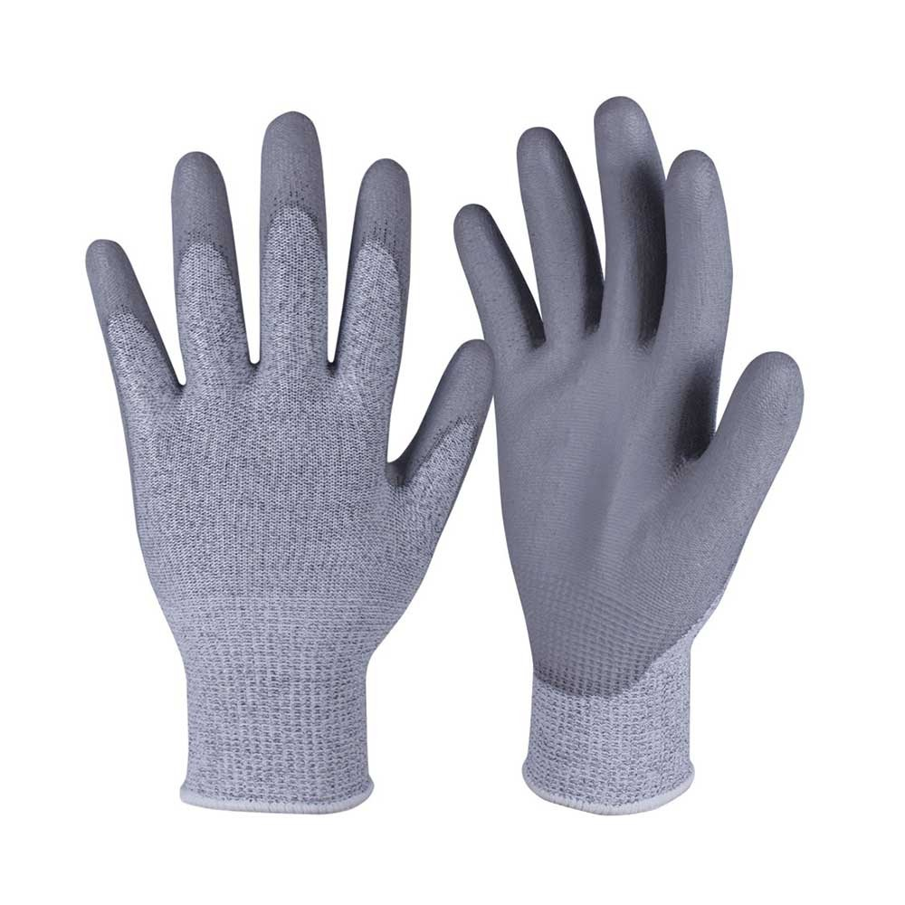 PCG-011 PU Dipped Cut Resistant Gloves