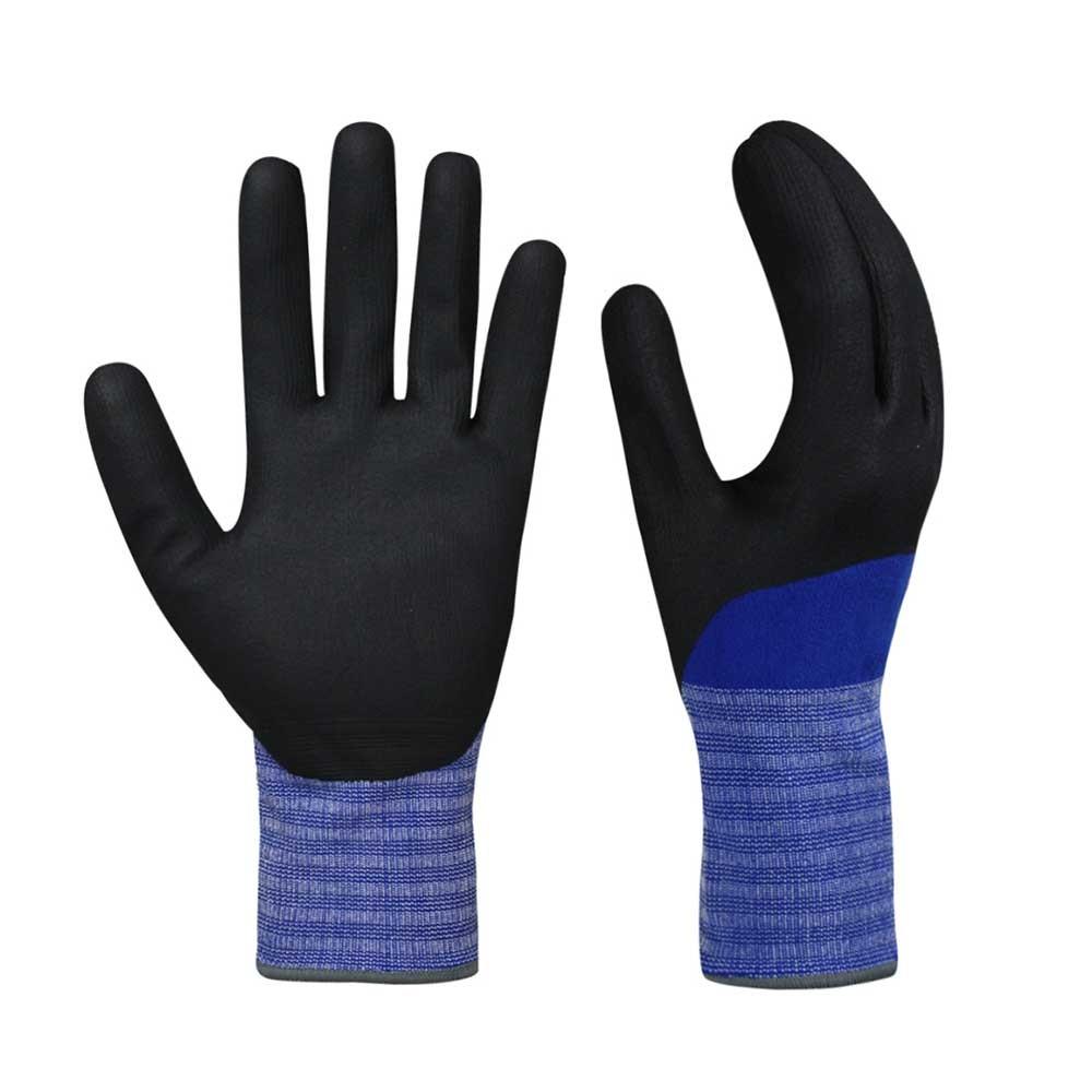 NCG-013 Nitrile Coated Polyester Gloves