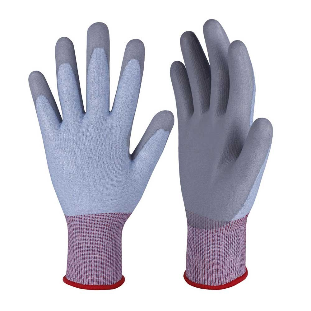 PCG-010 PU Dipped Cut Resistant Gloves