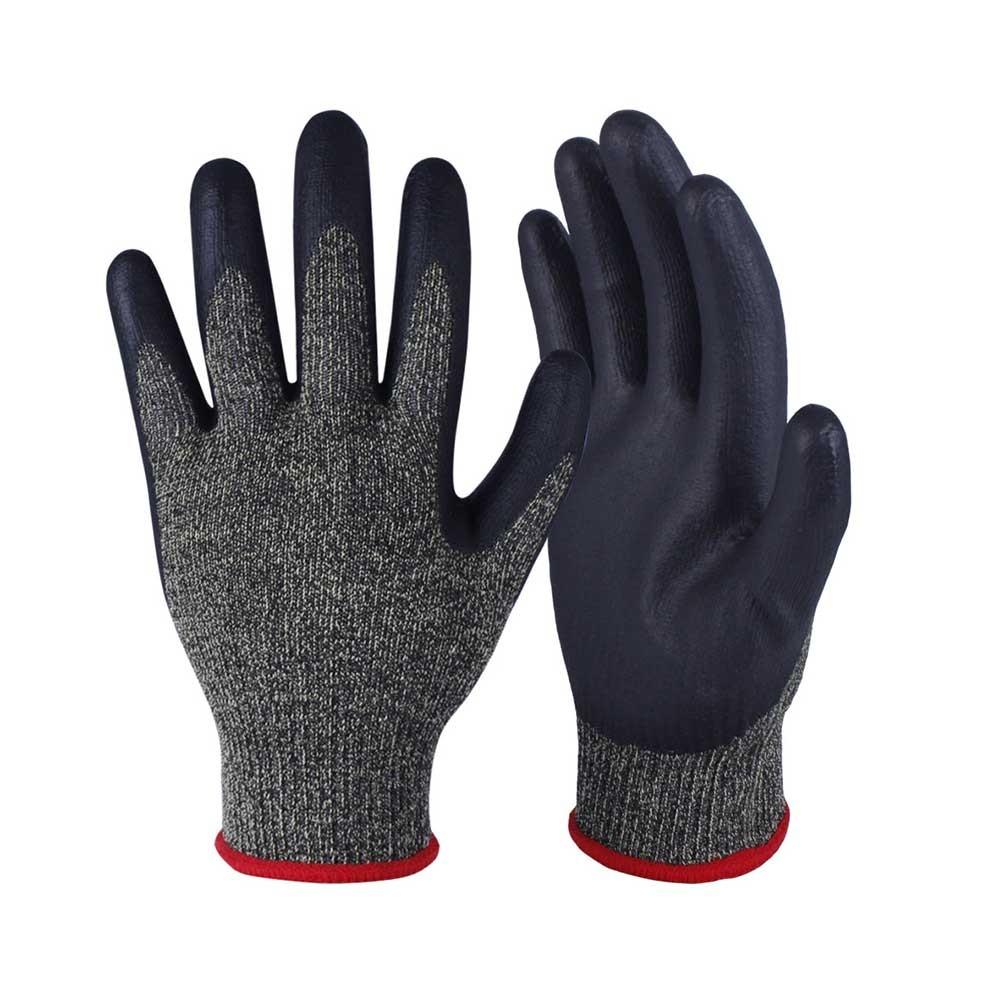 NCG-012 Nitrile Coated Safety Work Gloves