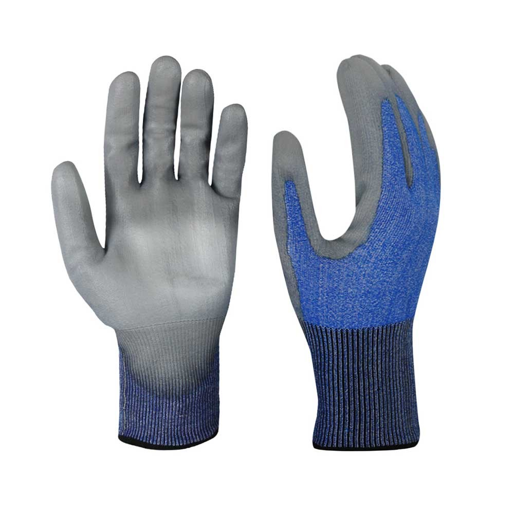 PCG-007 PU Dipped Cut Resistant Gloves