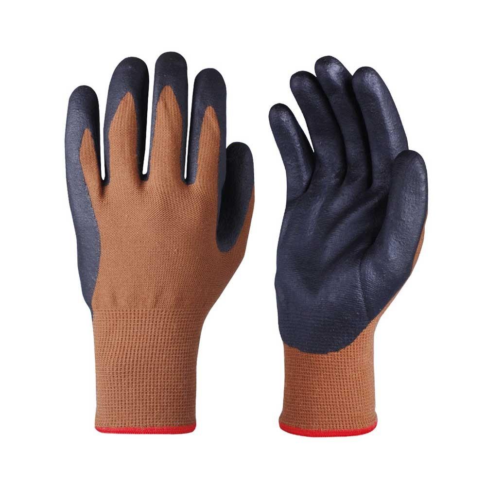 NCG-010 Nitrile Coated Safety Work Gloves