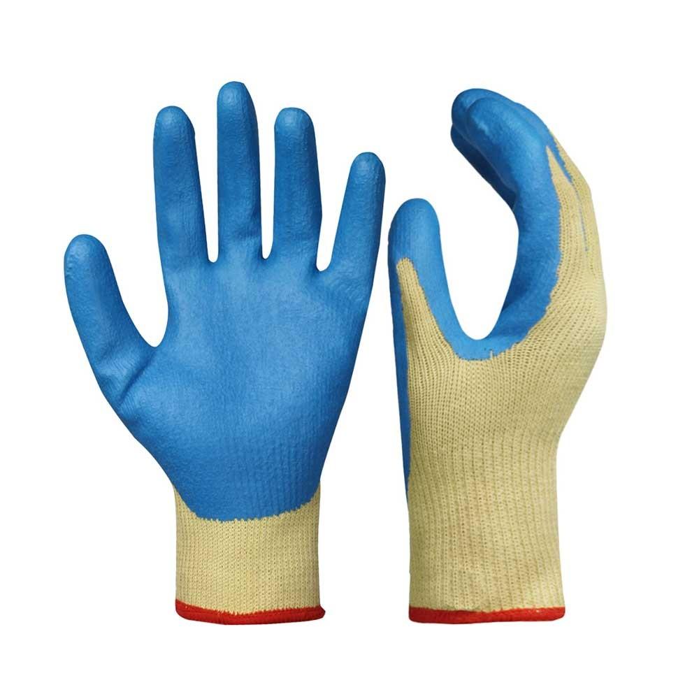 LCG-010 Latex Coated Kevlar Gloves