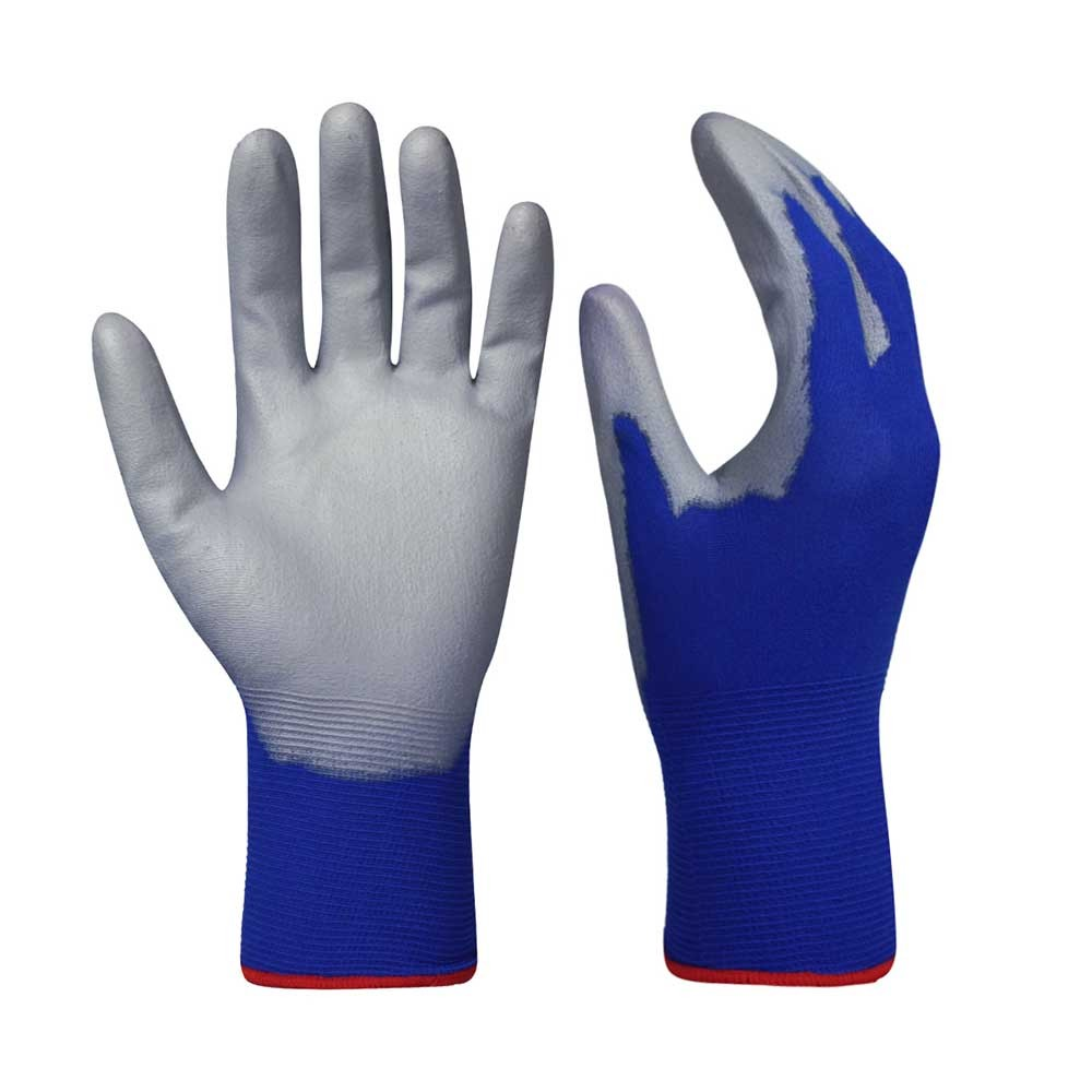 PCG-005 PU Dipped Safety Work Glove