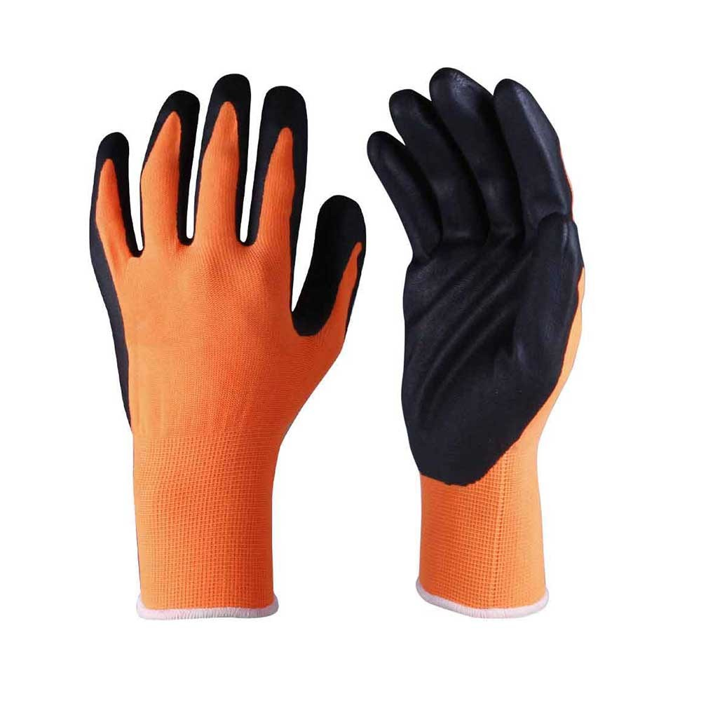 PU Coated Cut Resistant Safety Work Gloves/CRG-010