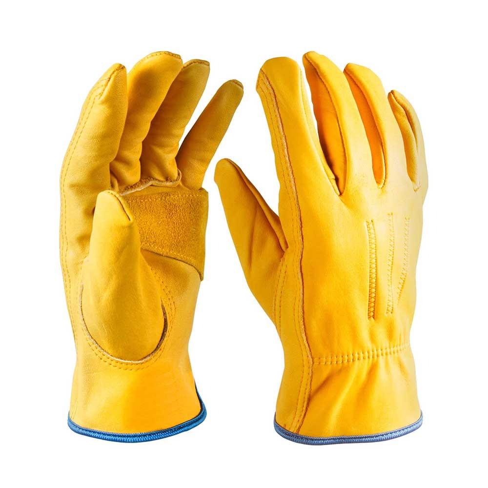 CLG-006 Cowhide Safety Work Gloves