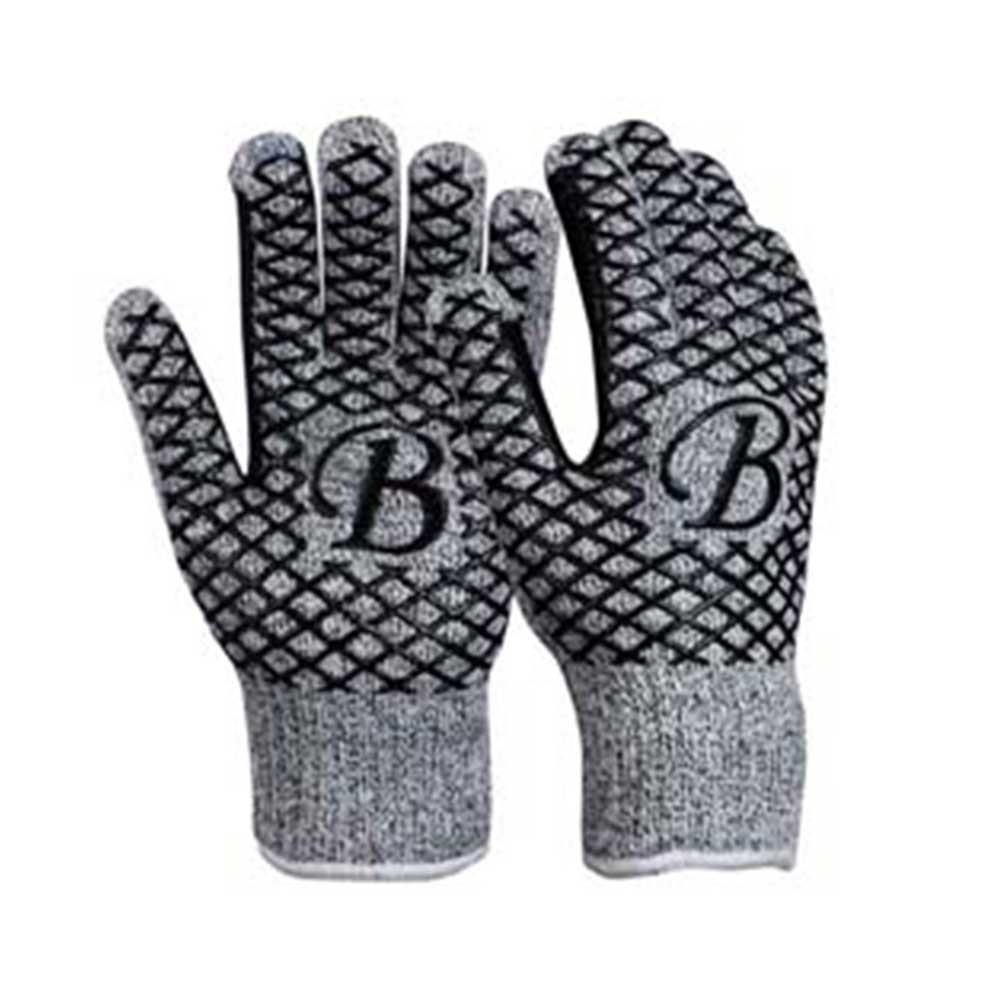 HPPE Cut Resistant Safety Work Gloves/CRG-011