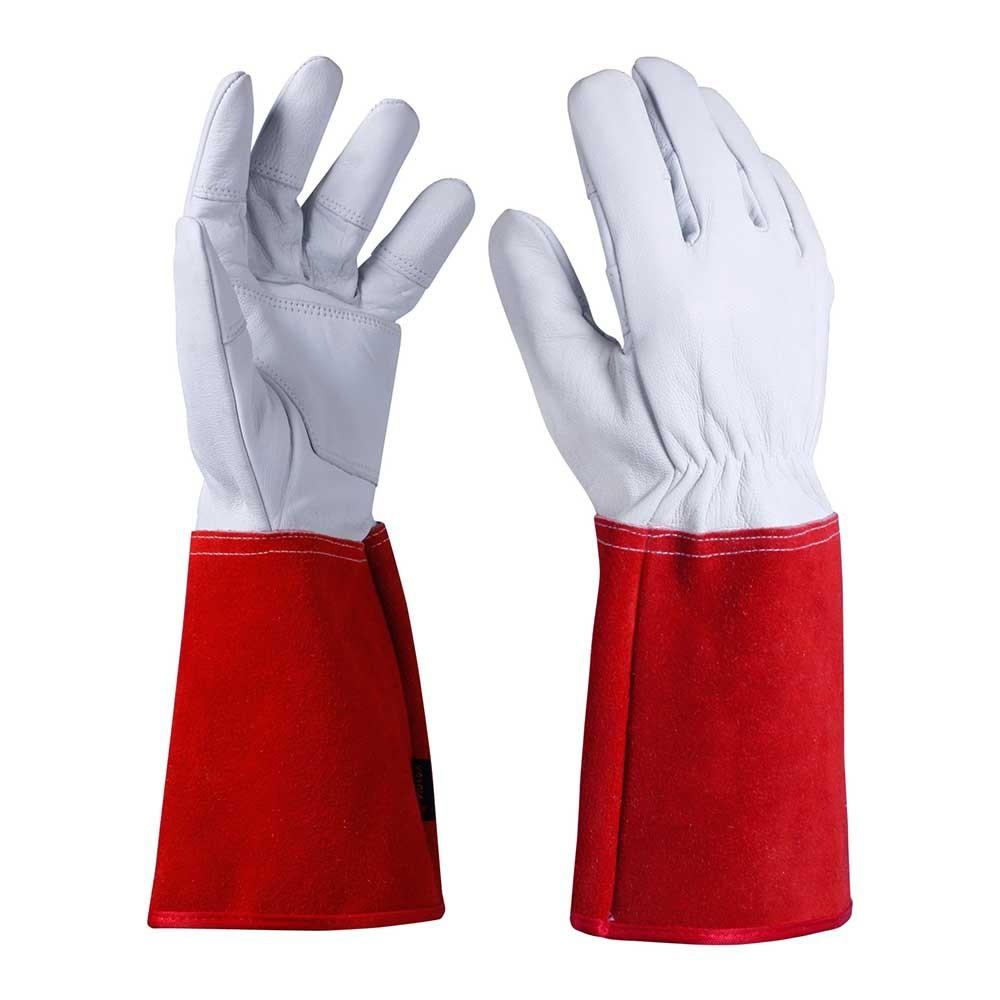 CLG-004 Cowhide Safety Work Gloves