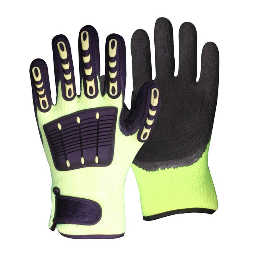 IPG-001 Impact Thermal Terry Safety Work Gloves