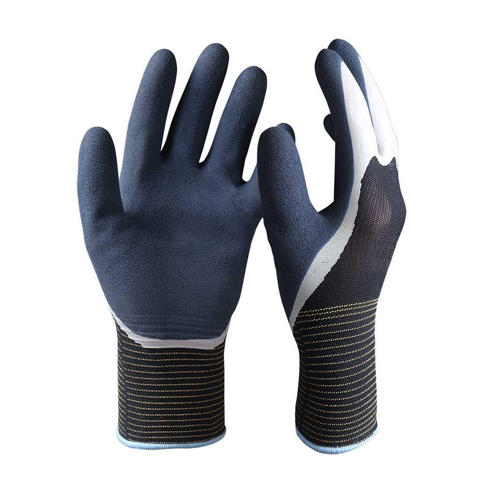 NCG-001 Nitrile Coated Safety Work Gloves