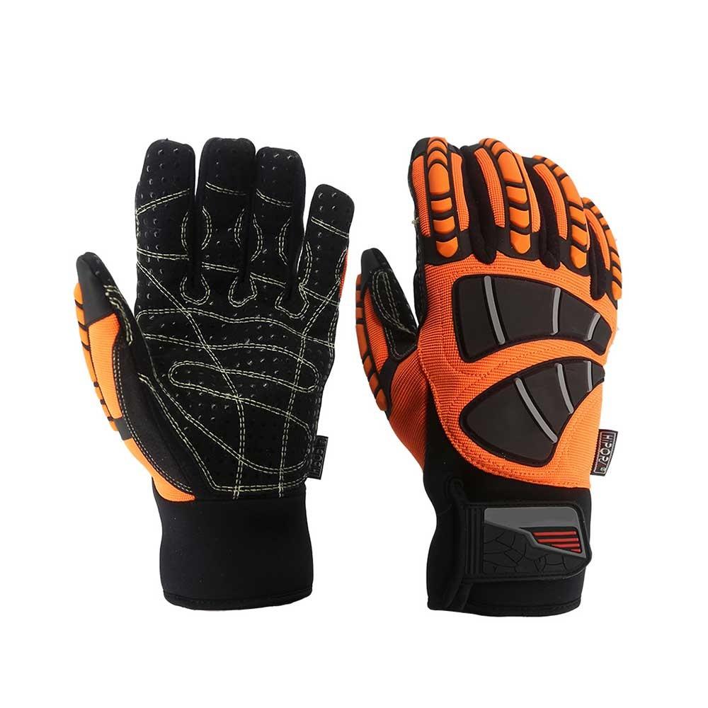 MSG-017 TPR Safety Work Gloves