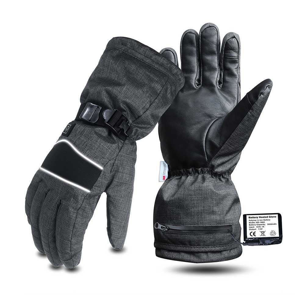 EHG-005 Heated Gloves with Battery