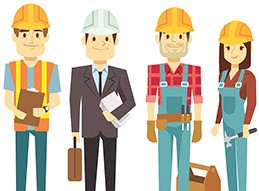 Common types of work gloves in the construction industry